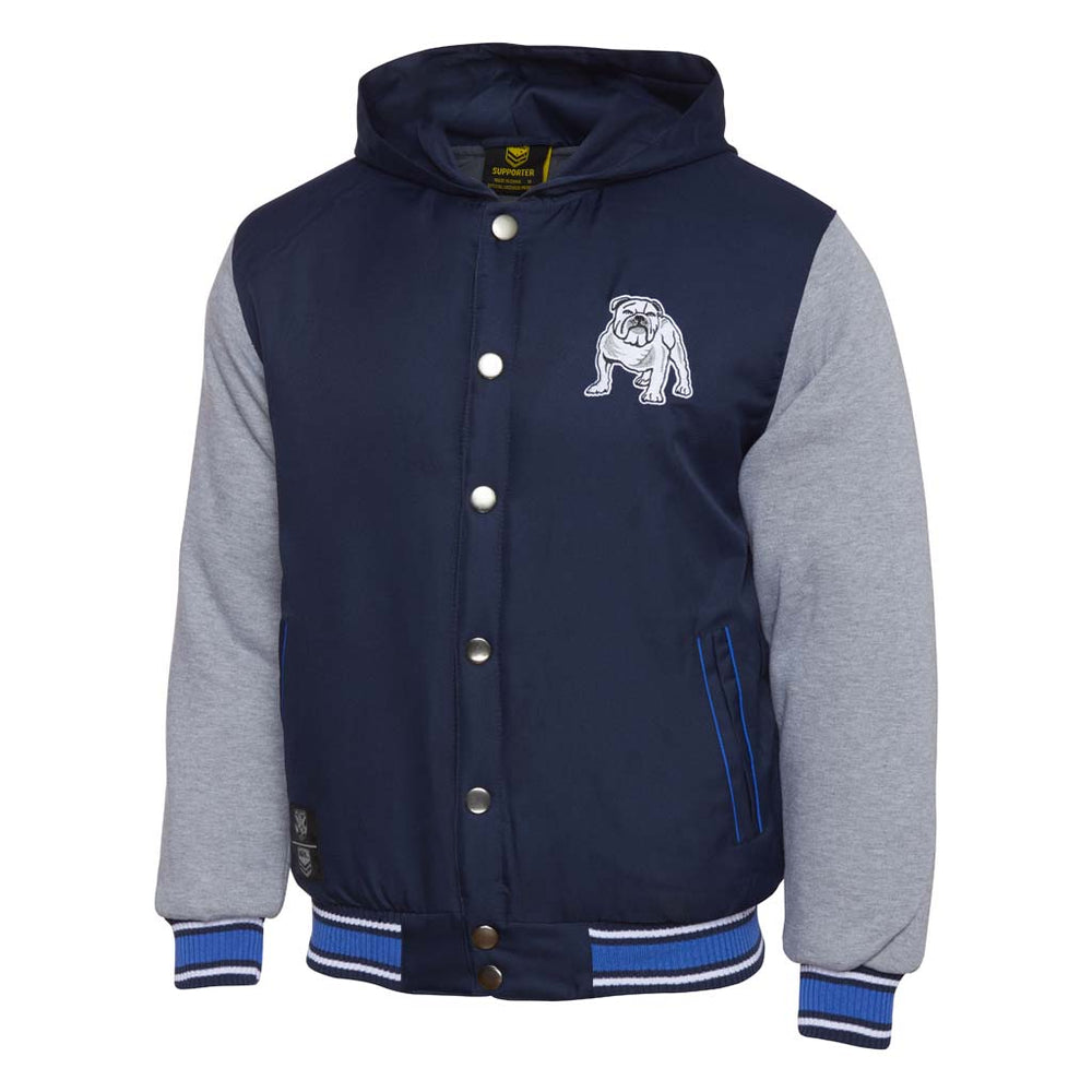 Canterbury Bulldogs 2018 Varsity Jacket  - Youth