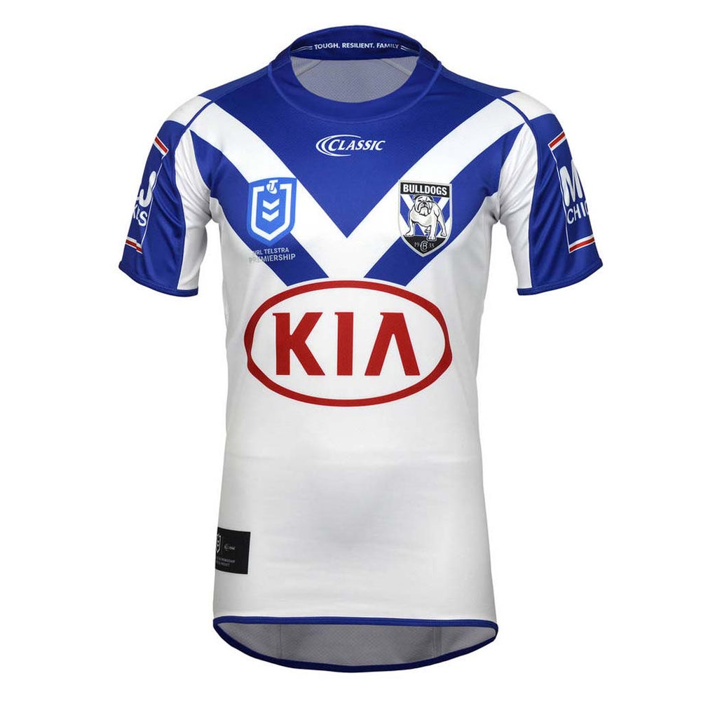 Canterbury Bulldogs 2019 Home Jersey