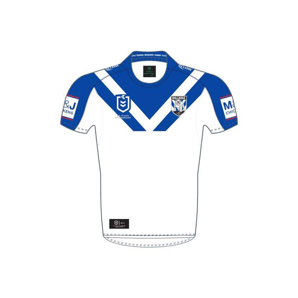 Canterbury Bulldogs 2020 Home Jersey Adult