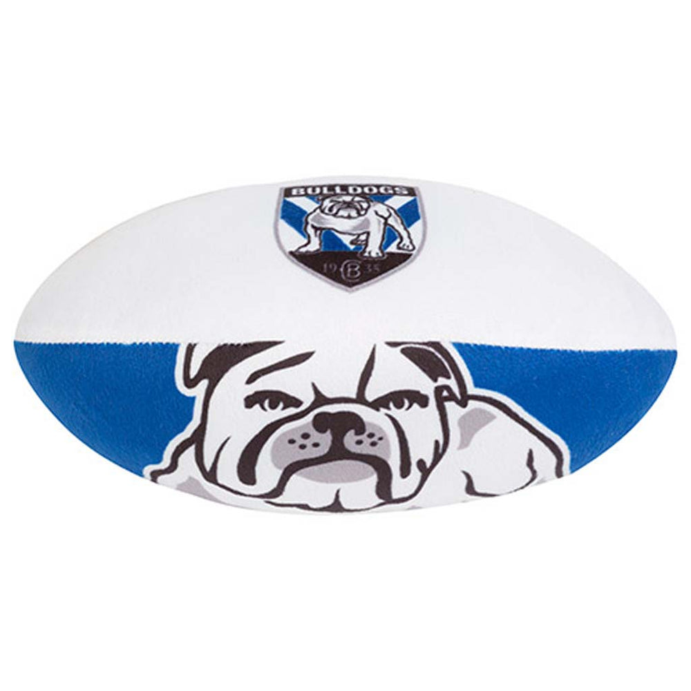 Load image into Gallery viewer, Canterbury Bulldogs Plush Ball