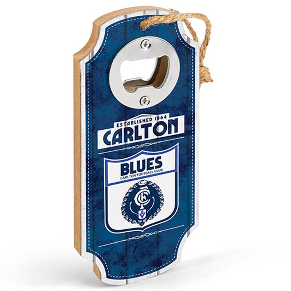 Carlton Blues Heritage Bottle Opener