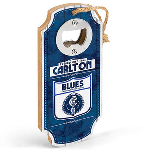 Load image into Gallery viewer, Carlton Blues Heritage Bottle Opener