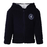 Carlton Blues Sherpa Toddler Hoodie