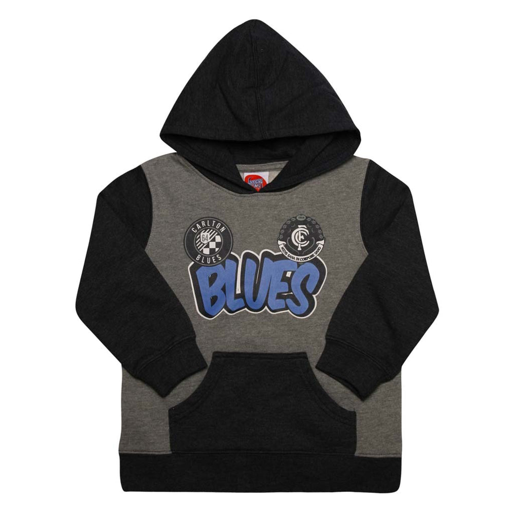 Carlton Blues 2017 Supporter Hoodie - Infant