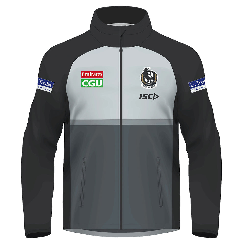 Collingwood Magpies 2020 Wet Weather Jacket