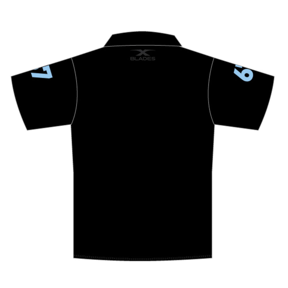 Load image into Gallery viewer, Cronulla Sharks 2017 Heritage Polo