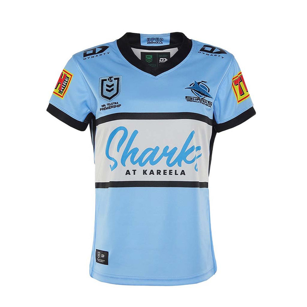 Cronulla Sharks 2021 Home Jersey - Ladies
