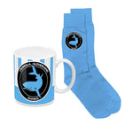 Cronulla Sharks Heritage Mug and Socks Pack