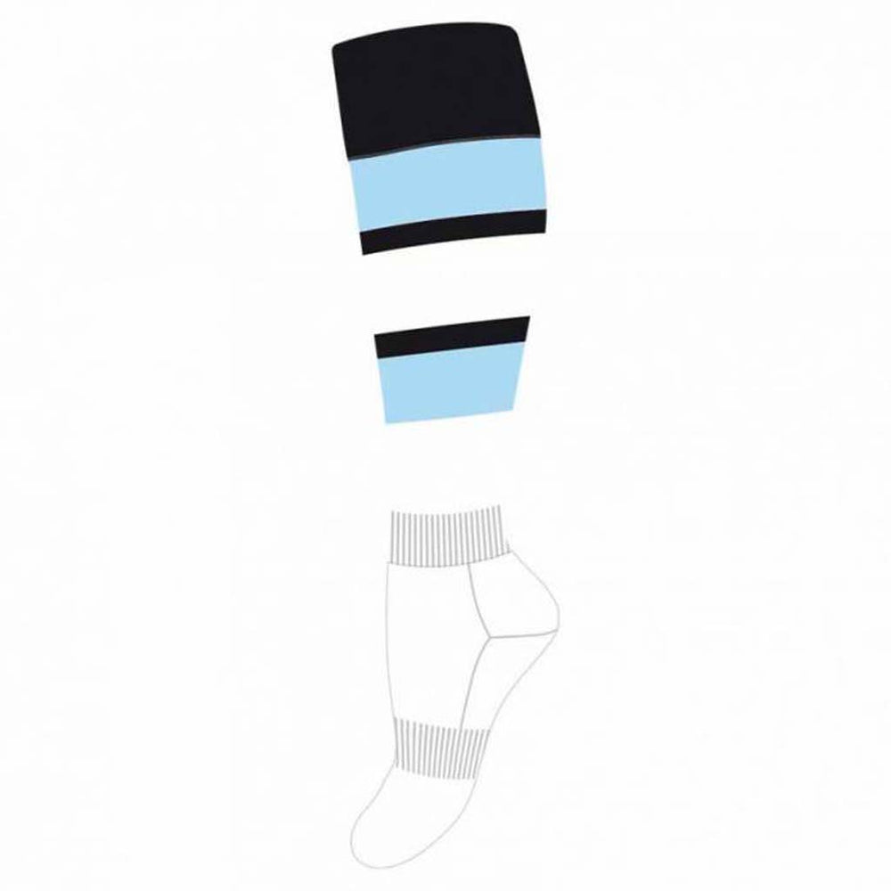 Cronulla Sharks Supporter Socks Youth