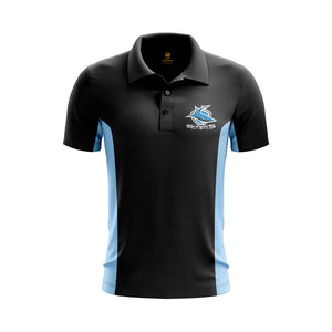 Cronulla Sharks Club Lifestyle Polo