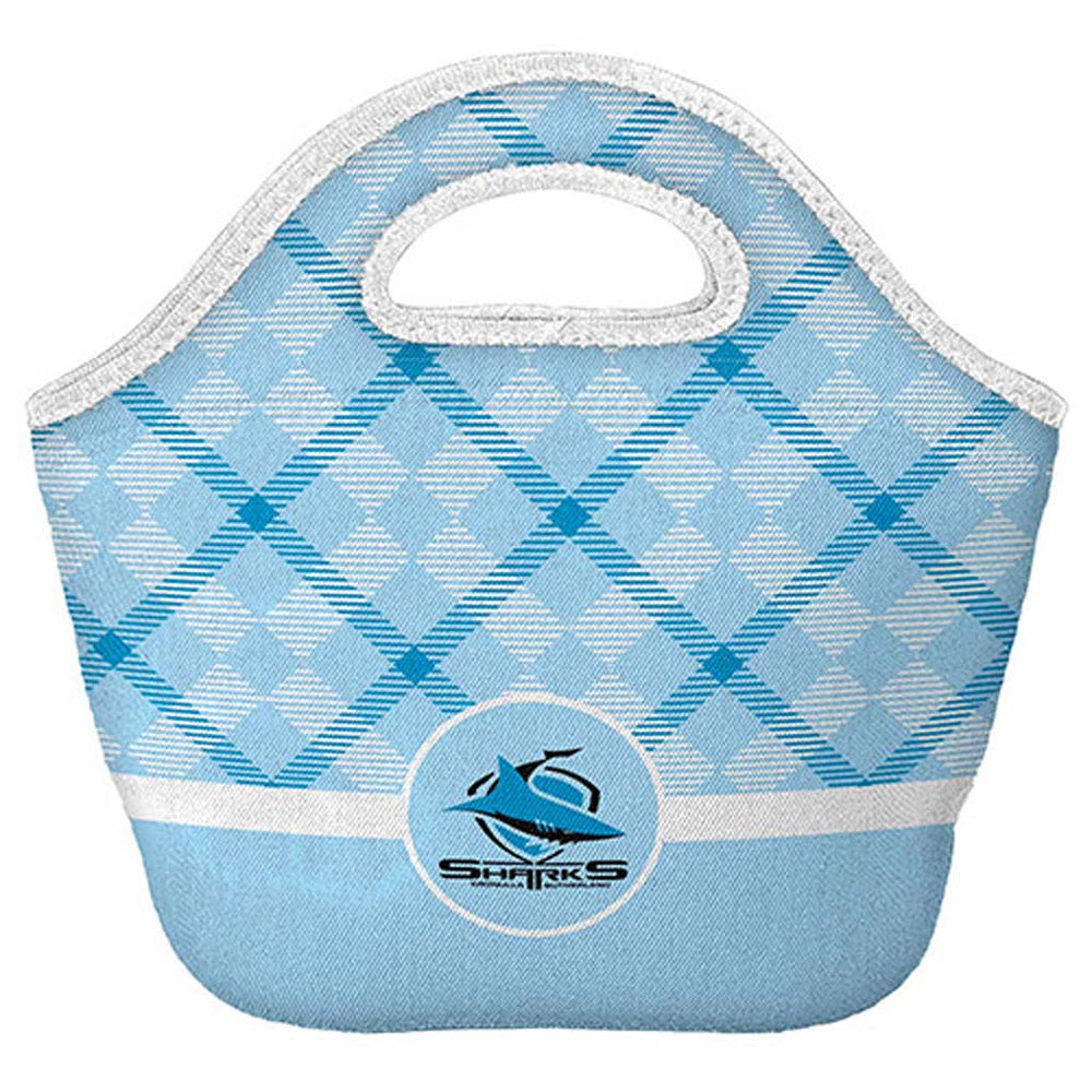 Load image into Gallery viewer, Cronulla Sharks Neoprene Cooler Bag