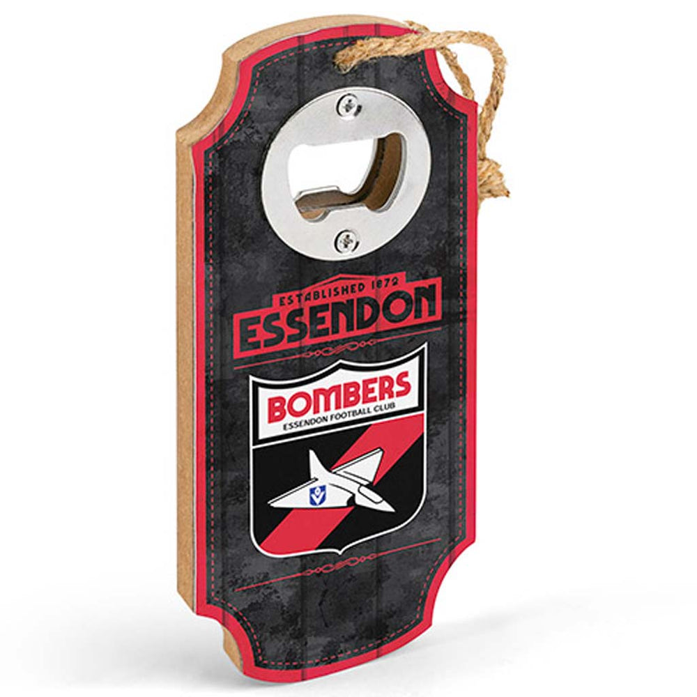 Load image into Gallery viewer, Essendon Bombers Heritage Bottle Opener