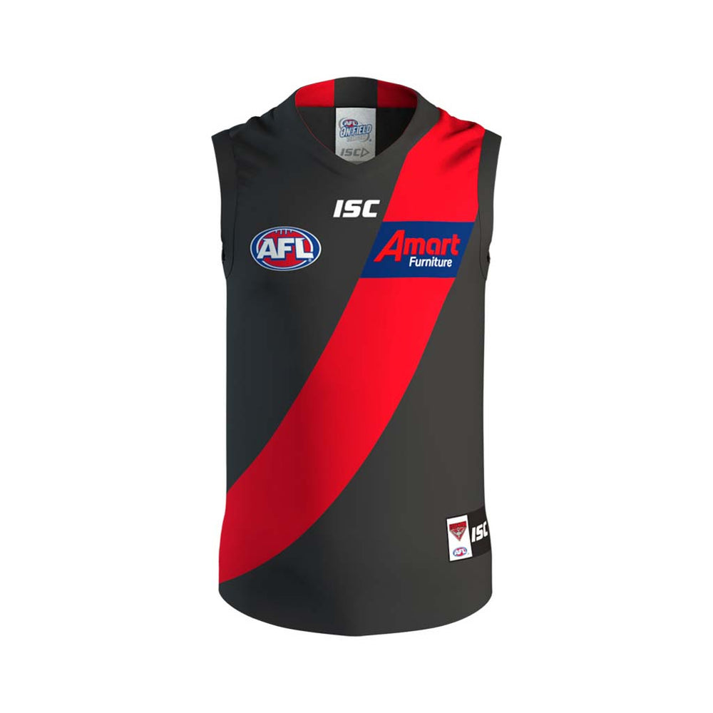 Essendon Bombers 2019 Home Guernsey - Youth