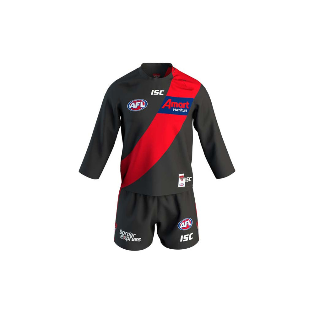 Essendon Bombers 2019 Toddler Home Guernsey Set