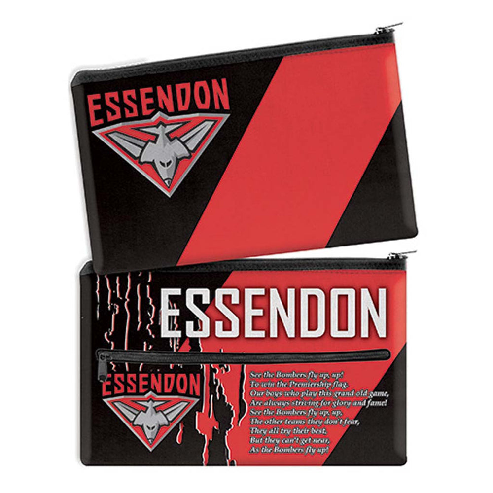 Essendon Bombers Pencil Case