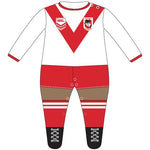 St George Dragons Footysuit - Infants