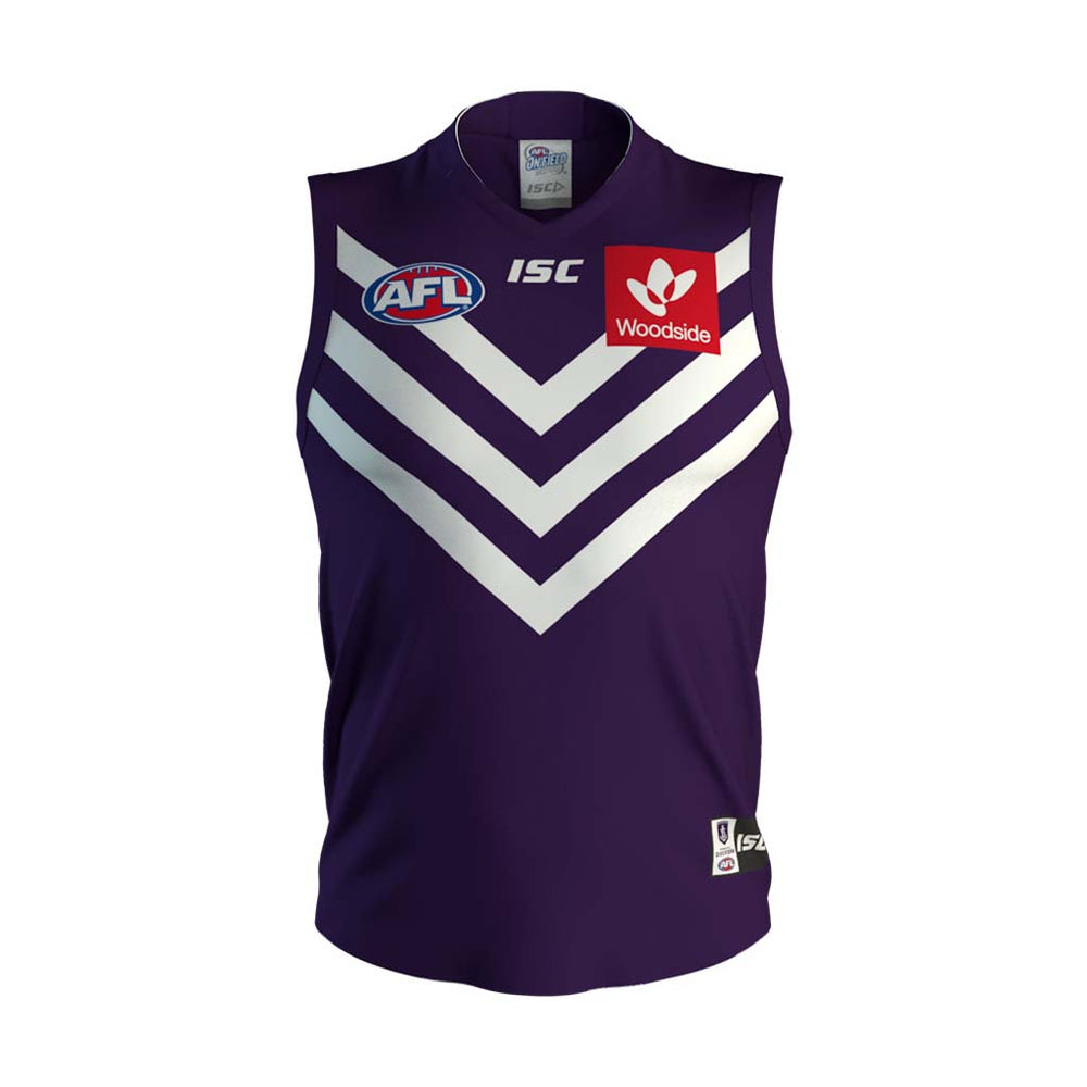 Fremantle Dockers 2019 Home Guernsey
