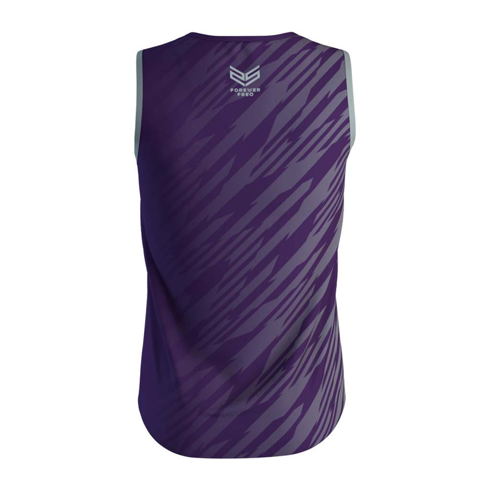 Load image into Gallery viewer, Fremantle Dockers 2019 Training Singlet