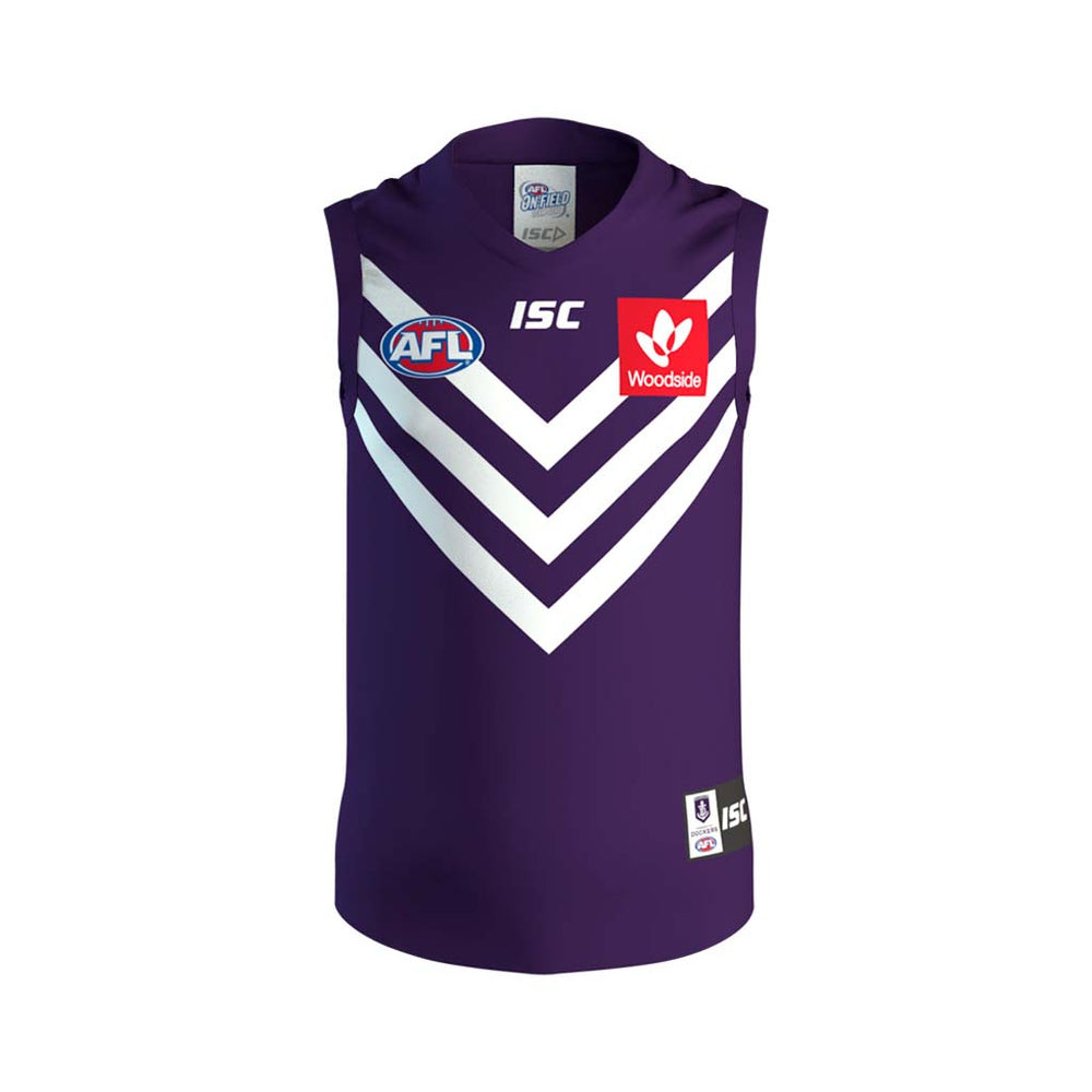 Fremantle Dockers 2019 Home Guernsey - Youth