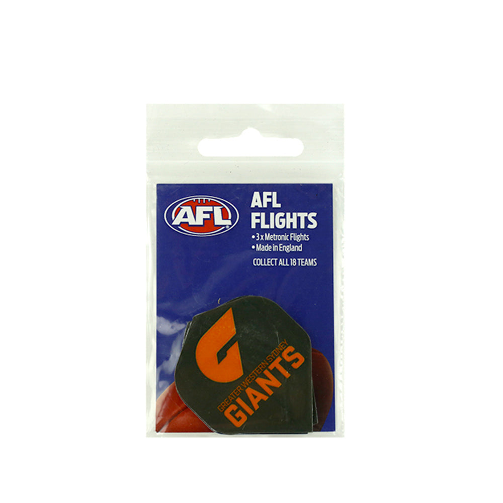 Load image into Gallery viewer, GWS Giants Dart Flights