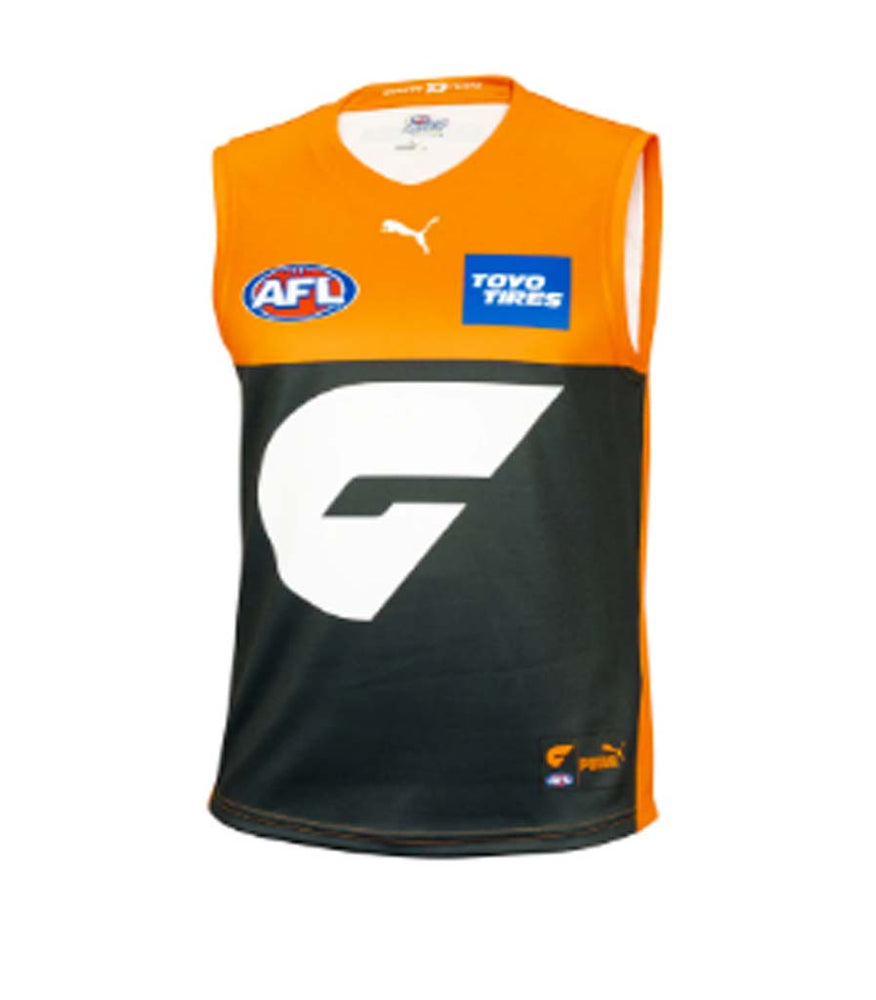 GWS Giants 2021 Home Guernsey - Youth