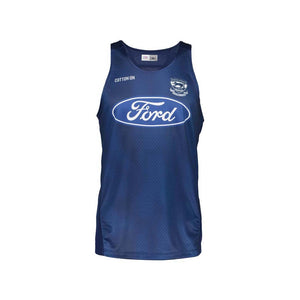 Geelong Cats 2018 Training Singlet