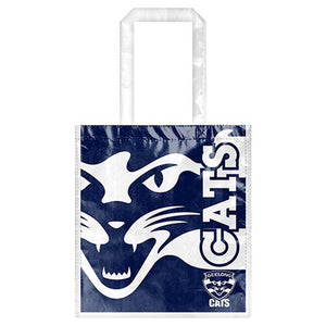 Load image into Gallery viewer, Geelong Cats Laminated Bag