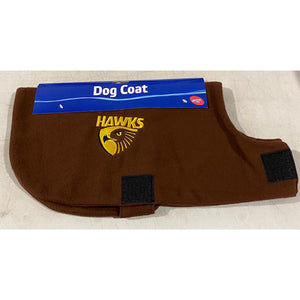 Load image into Gallery viewer, Hawthorn Hawks Dog Coat