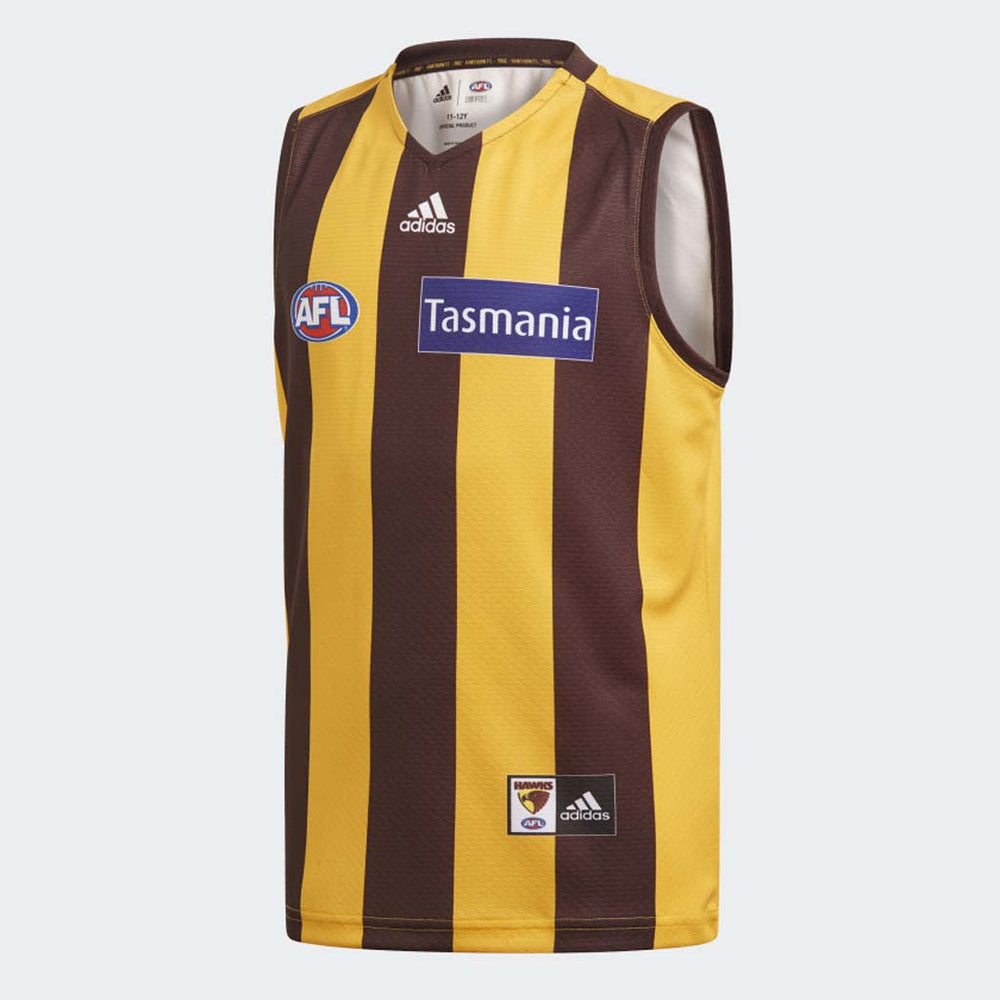 Hawthorn Hawks 2020 Home Guernsey - Youth