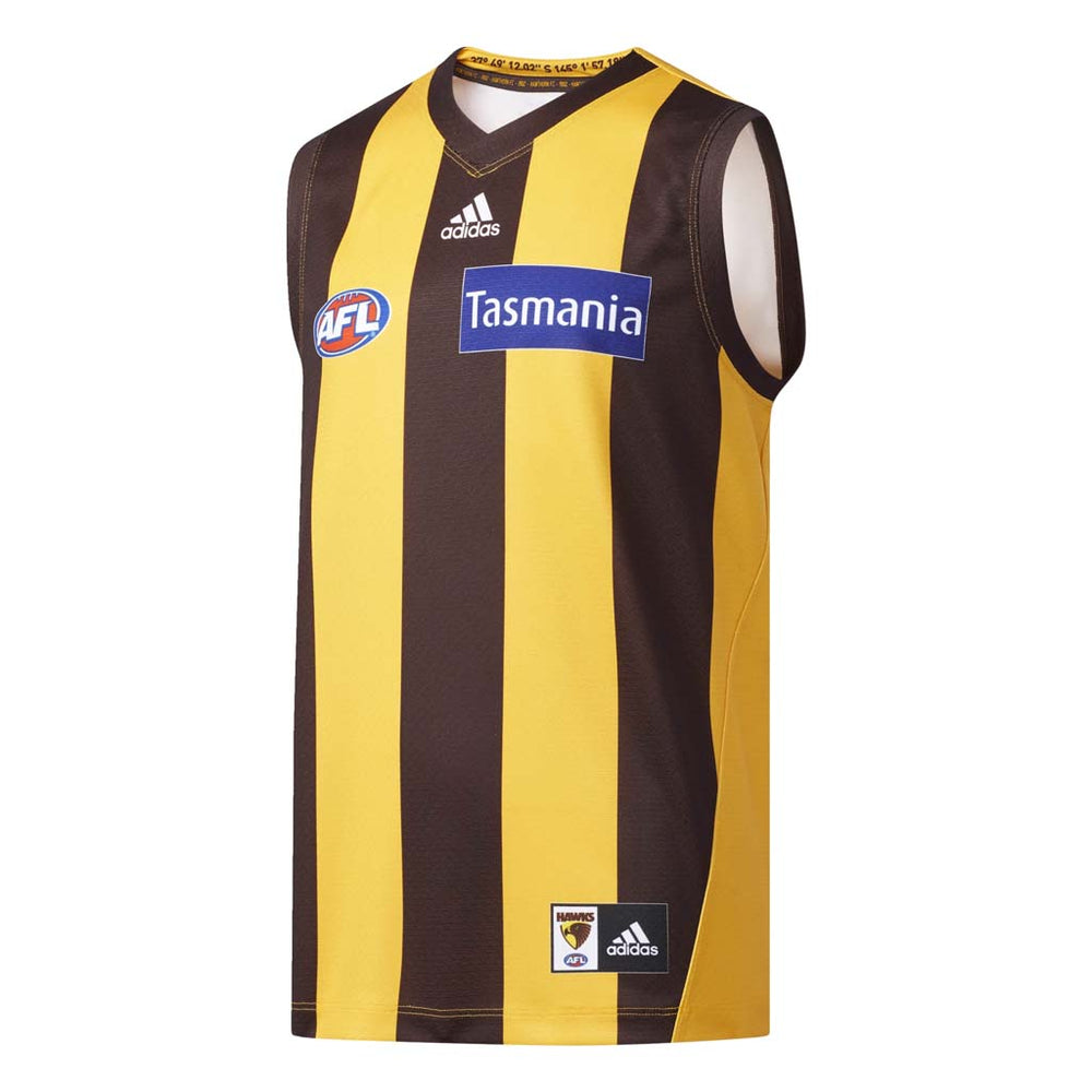 Hawthorn Hawks 2018 Home Guernsey - Youth