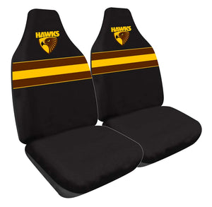 Hawthorn Hawks Seat Covers
