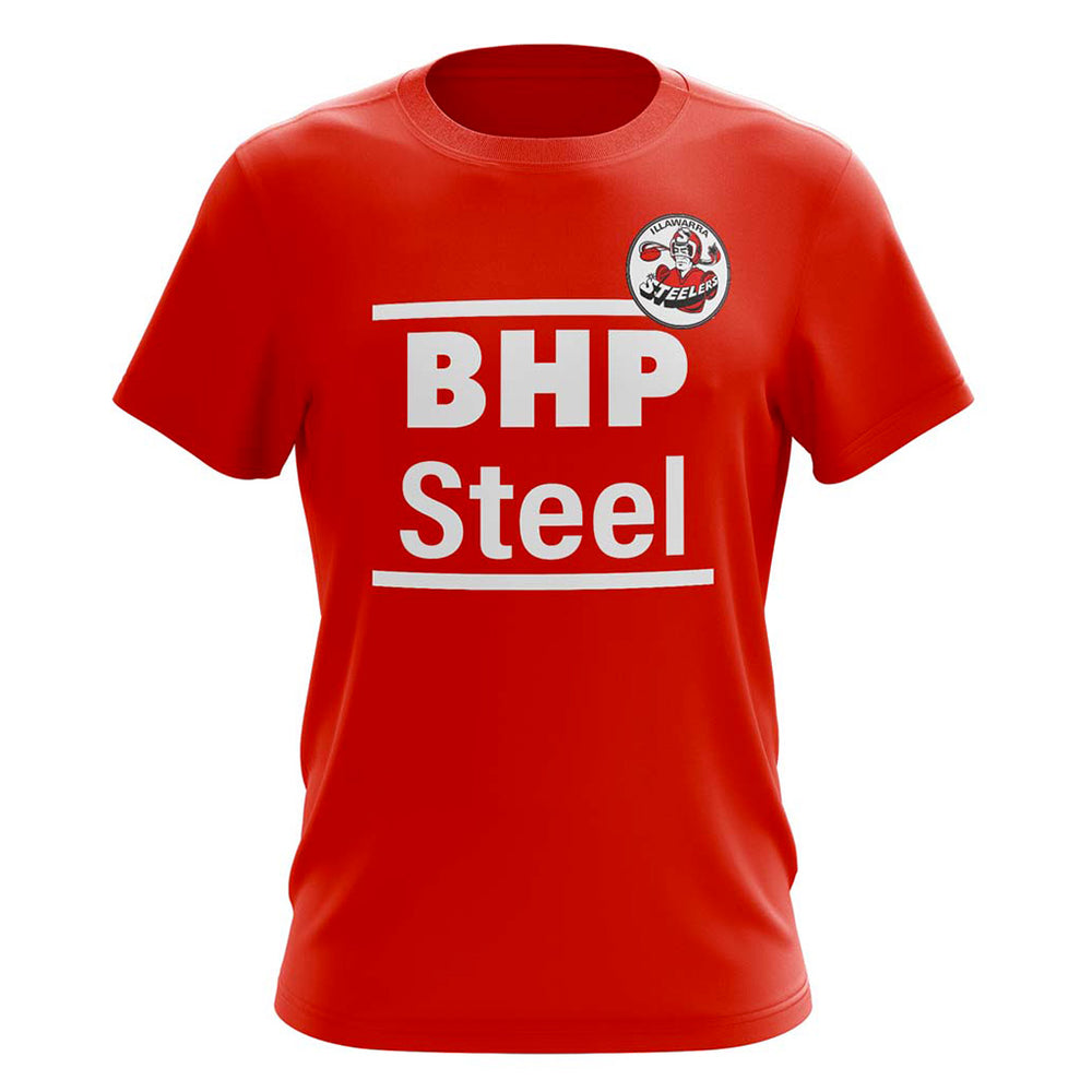 Illawarra Steelers Retro Tee