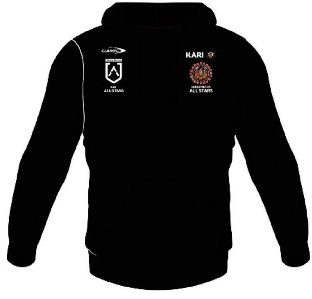 Indigenous All Stars 2021 Hoodie - Youth