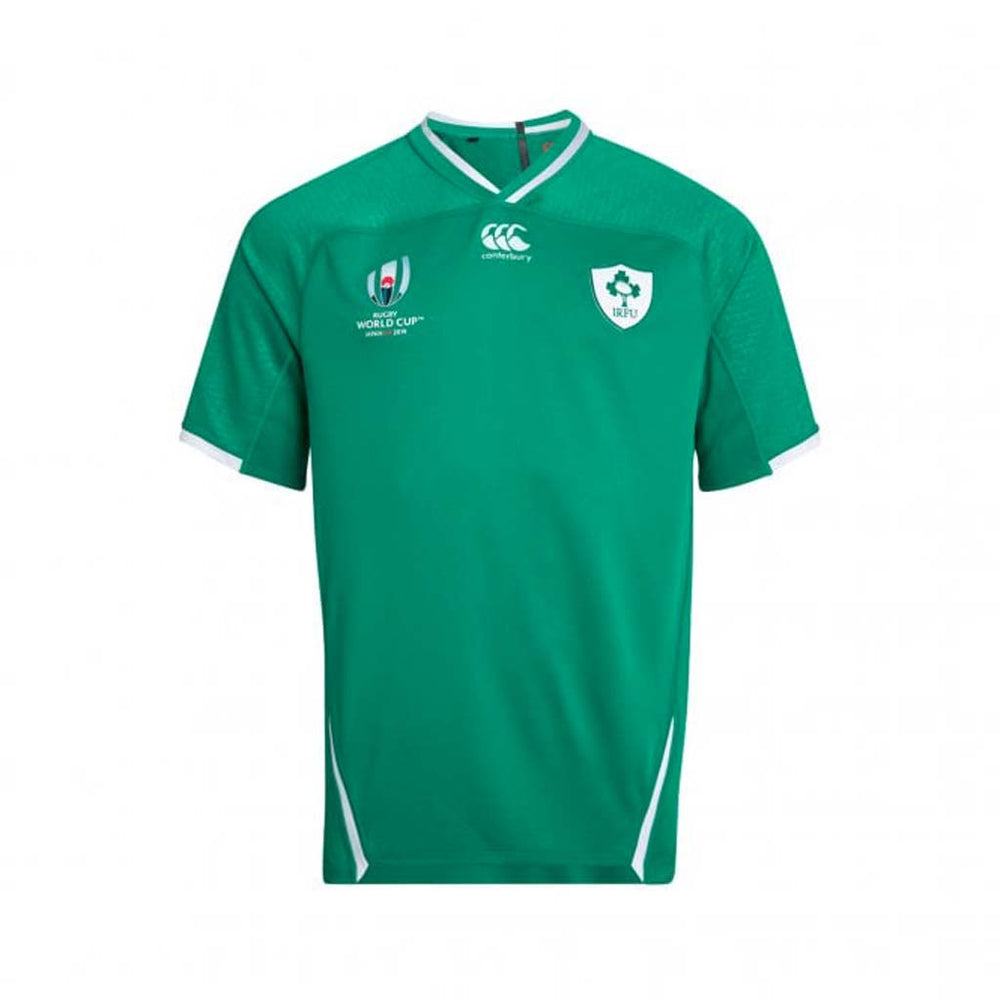 Ireland 2019 Rugby World Cup Jersey