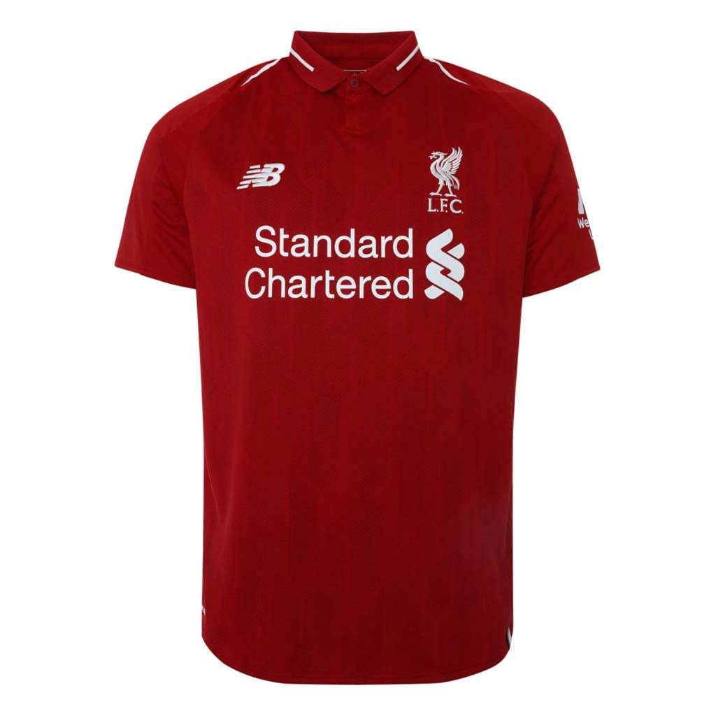 san francisco 1eb0d 42101 Liverpool FC 2018/19 Home Jersey - Youth