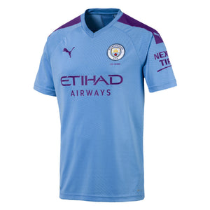 Manchester City 2019/20 Home Jersey - Adult