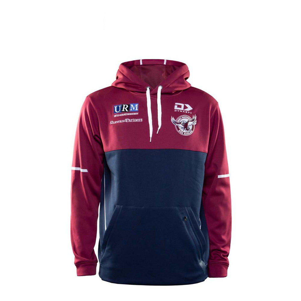 Manly Sea Eagles 2020 Training Hoodie - Youth