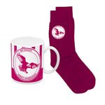 Manly Sea Eagles Heritage Mug and Socks Pack