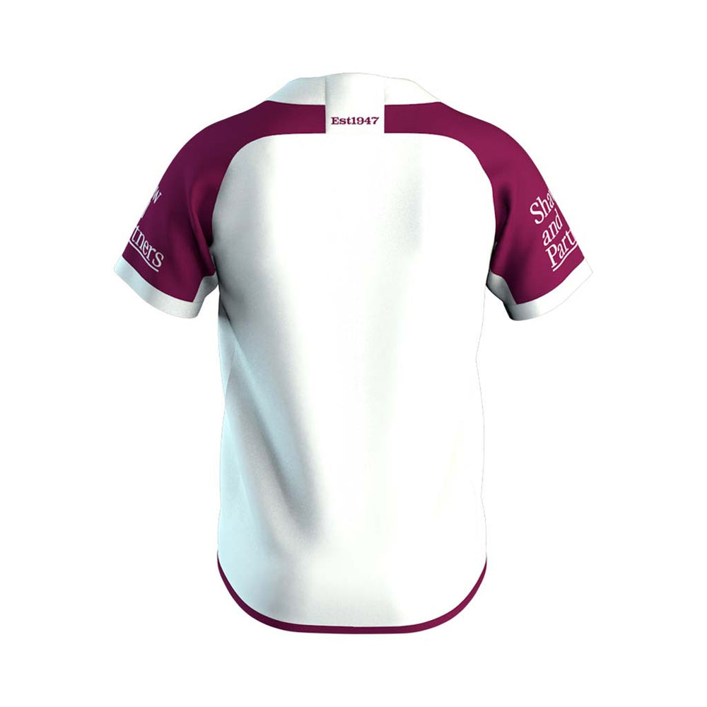 Manly Sea Eagles 2019 Away Jersey - Youth