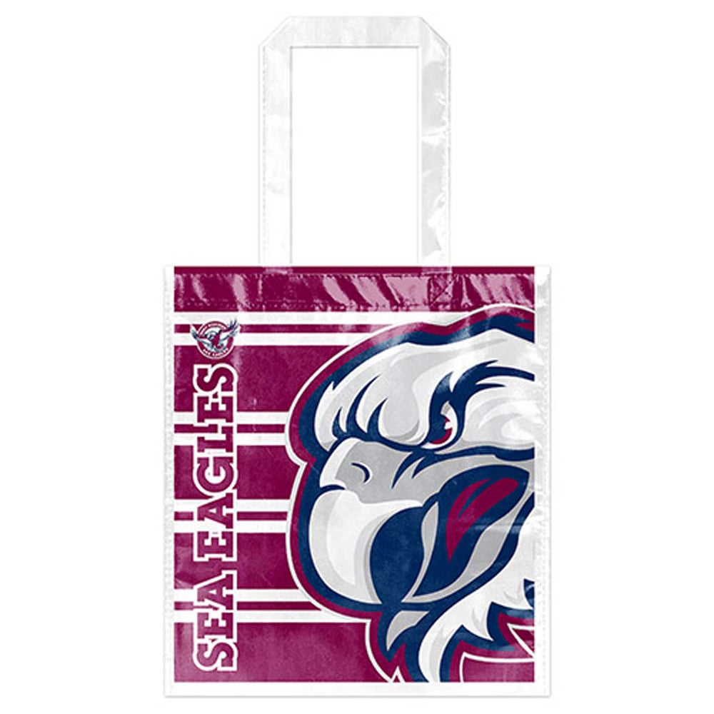 Manly Sea Eagles Laminated Bag