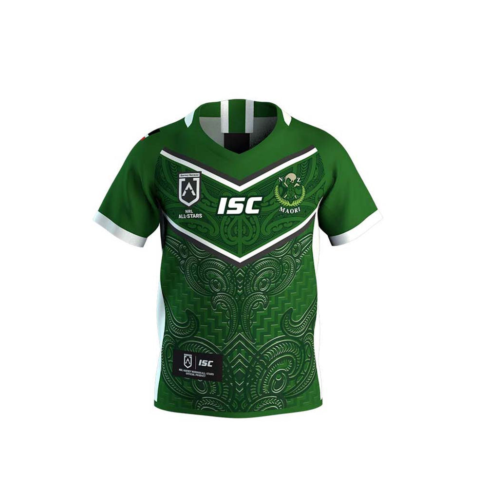 Maori All Stars 2020 Jersey - Youth