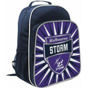 Load image into Gallery viewer, Melbourne Storm Kids Shield Backpack