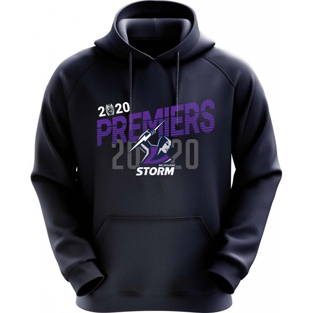Melbourne Storm 2020 Premiers Hoodie - Youth