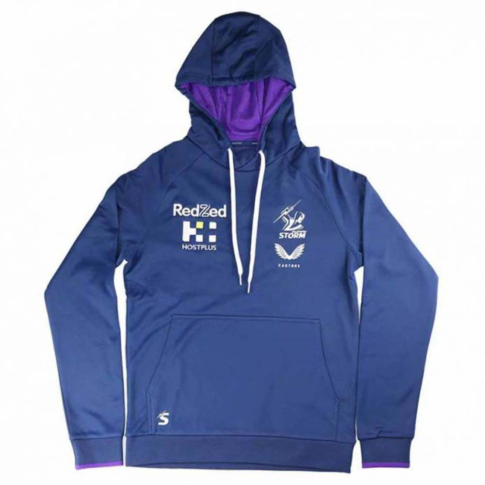 Melbourne Storm 2021 Training Hoodie - Youth