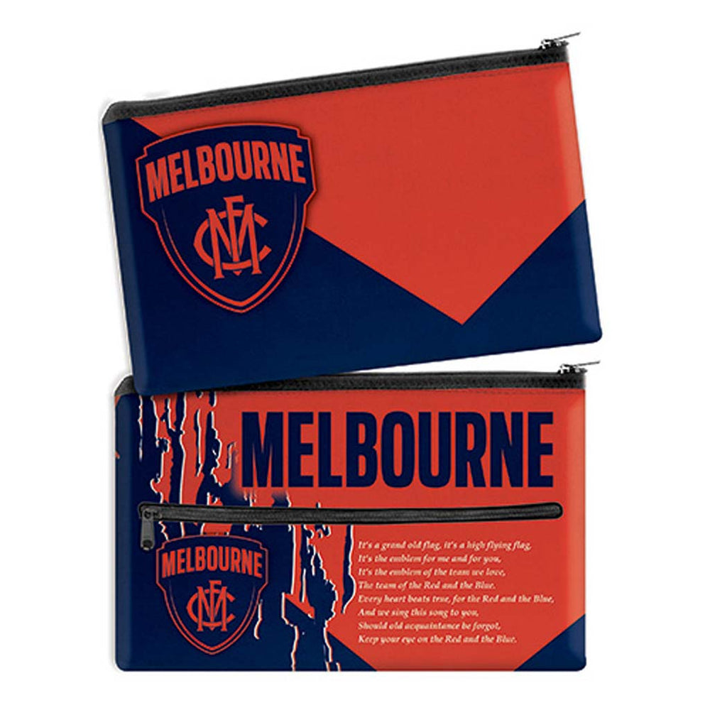 Melbourne Demons Pencil Case