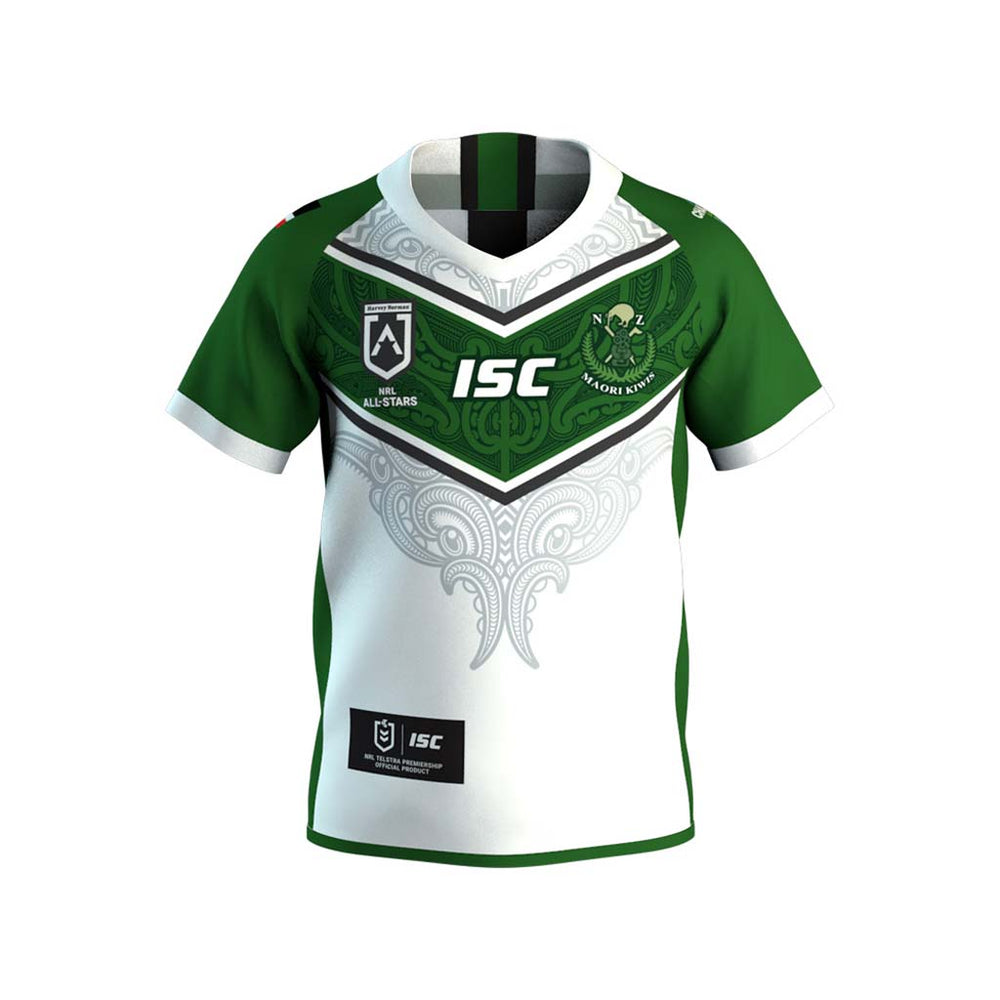 Maori All Stars 2019 Jersey - Youth