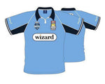 NSW Blues State of Origin 2005 Retro Jersey
