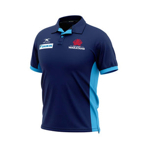 Load image into Gallery viewer, NSW Waratahs 2020 Media Polo