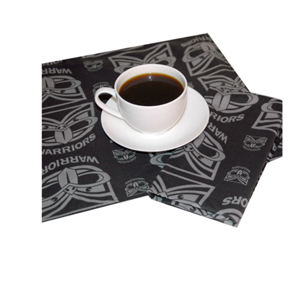 New Zealand Warriors Set of 4 Placemats