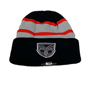 New Zealand Warriors Team Beanie